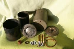 WW2 Original auto parts German Army Smi35 modification 1940 RAR