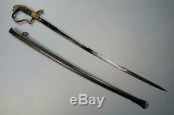 WW2 WKC German Army parade dress officer uniform sword dagger belt WWI Wehrmacht