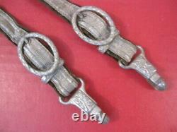 WWII Era German Army Herr Dagger Hanger Set Complete Original
