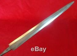WWII GERMAN ARMY OFFICER DAGGER not a complete set