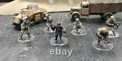 World War 2 Bolt Action German Army Lot