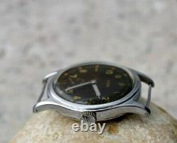 Wristwatch German Army SILVANA DH WEHRMACHT WW2