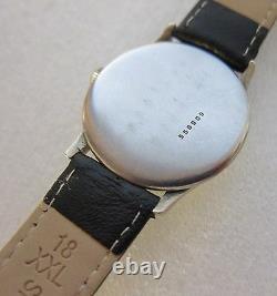 Wristwatch German Army Wehrmacht RECTA of period WWII. Military