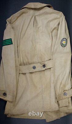 Ww2 Gebirgsjäger Field Jacket, German Army Issue Original