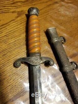Ww2 German Army Dagger