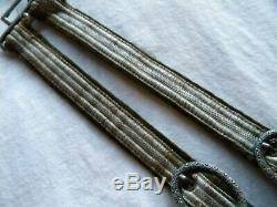 Ww2 German Army/ Heer Dagger Hangers. Excellent Condition Textbook Example