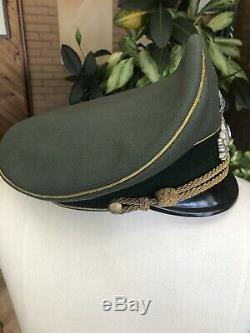 Ww2 German Uniform Army Generals Hat Size 57