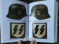 Ww2 german GERMANY´S COMBAT HELMETS 1933 1945 A MODERN STUDY KEN NIEWIAROWICZ