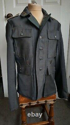 Ww2 german uniform m43 original combat tunic