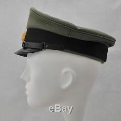 Ww2 ukraine volunteer officer's visor of german puppet army (ybb) set