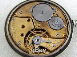 ZENITH D8409466H Wermacht German Army WW 2 Vintage 1939-1945 Swiss men's Watch