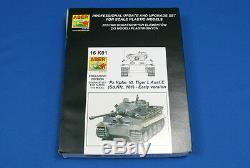 1/16 Aber 16k01 Exclusif Edition Upgrade Set Allemand Tigre I Début Tamiya