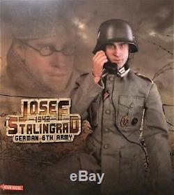 1/6 12 Wwii DID Allemand Josef Action Figure 1942 Stalingrad Ger 6e Armée D80074