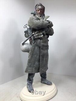 1 / 6 Custom Build Wehrmacht Allemand 6ème Armée Stalingrad Mp-40 Ww2 Dragon Bbi DID
