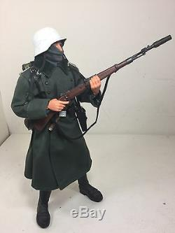 1/6 Dragon Wehrmacht 6e Armée Grenadier Stalingrad K-98 Ww2 Bbi 21 Saviez