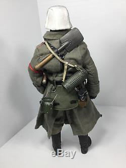 1/6 Dragon Wehrmacht 6e Armée Stalingrad Mp-40 Vitesse D'hiver Bbi Saviez Ww2