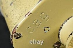 100% Original 6x30 Allemand Ww2 Cag Swarovski Binoculaires Avec Recticule Et Strap
