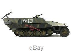 118 21e Siècle Jouets Ultime Soldat Seconde Guerre Mondiale Armée Halftrack Sdkfz Allemand 251
