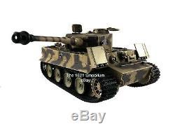 118 Unimax Jouets Fov Bravo Team Seconde Guerre Mondiale Armée Allemande Tigre 1 Réservoir