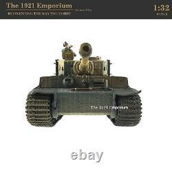 132 Diecast Unimax Toys Forces Of Valor Wwii Armée Allemande Tiger Tank Panzer VI