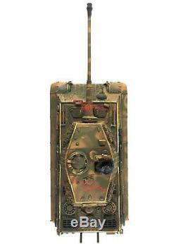 132 Échelle Diecast Unimax Jouets Forces Of Valor Seconde Guerre Mondiale Armée Allemande Kingtiger Réservoir