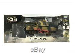 132 Échelle Diecast Unimax Jouets Forces Of Valor Seconde Guerre Mondiale Armée Allemande Panther Réservoir