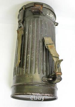 1939 Ww2 Armée Allemande Militaire-gaz Masque Soldat