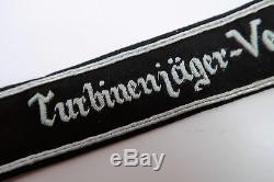1ère Guerre Allemande Brassard Titre Us Ww2 Armée Uniformes De La Succession De L'armée Luftwaffe