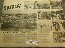 80 Ww2 Affiches De Propagande Newsmap Collection Armée Américaine Allemand Japonais Marine