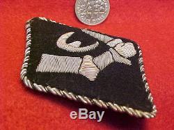 Allemand Orig Rare Seconde Guerre Mondiale Army Elite 20 Estonie Grenadier Division Nr. 1 Rauten