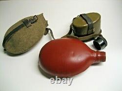 Armée Allemagne Canteen Flaque Pour L'eau -0,5l, Ww2