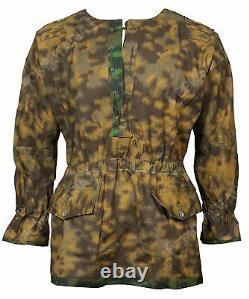 Armée Allemande M42 Blurred Edge Camo Smock Camouflage Toutes Tailles Ww2 Elite Repro