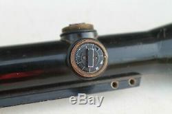 Armée Allemande Originale Seconde Guerre Mondiale Ww2 Optic Sight Rifle Gun Sniper