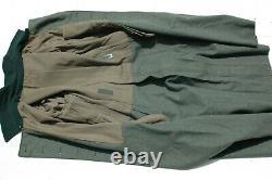 Armée Originale Allemande De La Seconde Guerre Mondiale (heer) M36 Greatcoat Medical Nco