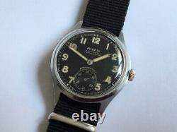 Army Watch Militaire Allemand Phenix Dh De La Période Cal Ww2 A. S. 1130