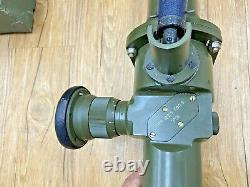 Bunker Allemand Périscope Optique 38 233 Guerre Ffp Seconde Guerre Mondiale Froide Tranchée Militaire À L'étranger