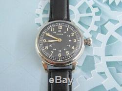 Cal Eterna. 467 1939-1945 Années Seconde Guerre Mondiale Suisse Big Militaire Pour La Wehrmacht Armée Allemande