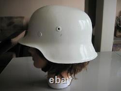 Casque Allemand Original M35/42 Ww2 Stahlhelm