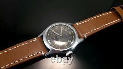 Civitas Dh, Rare Militaire Wristwatches Pour L'armée Allemande, Whrmacht Of Wwii