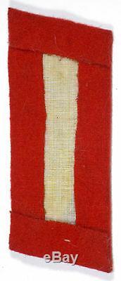 Collier De Ww2 Originale Armée Allemande Onglet Général
