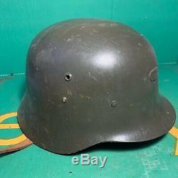 Espagnol Pré-ww2 Armée Casque M42 German Design