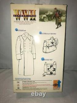 Eugen Armée Allemande Combat Medic Ww2 Panzer DIV 1/6 Medical Co Wwii 12 Dragon