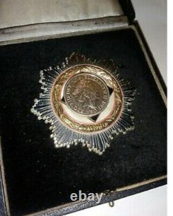Fer Ww2 Allemande Croix D'or Deutches Kreuz Badge En Cas Aménagée