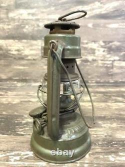 Feuerhand 75 Atom Wwii Lantern German Army Vintage Military 75 Atom