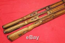 Fusil En Bois D'origine Wwii Armée Allemande Stock K98 Mauser