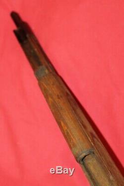 Fusil En Bois D'origine Wwii Armée Allemande Stock K98 Mauser Avec La Garde Main
