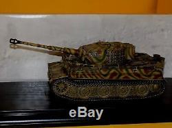 Henschel Sd. Kfz. 181 Char Tigre Armée Allemande Seconde Guerre Mondiale 1945 Dragon Armor 61020 135