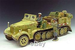King & Country Ww2 Armée Allemande Ws052, Jamais Ouvre, Monnaie En Boîte