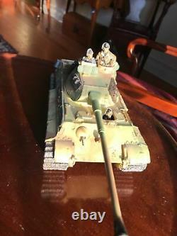 King & Country Ww2 Armée Allemande Ws067 Roi Allemand Tiger Tank Se