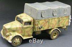 King & Country Ww2 Armée Allemande Ws090 Opel Blitz German Truck Mib